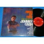 Johnny Cash ‎- Ring Of Fire - Lp - 1963 - USA
