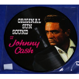 Johnny Cash - Original Sun Sound Lp Picture Disc - 2017 - EU