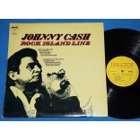 Johnny Cash - Rock Island Line - Lp - 1971 - USA
