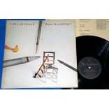 Paul McCartney ‎-  Pipes Of Peace - Lp - 1983 - Brasil