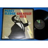 Percy Sledge ‎- Greatest Hits - Lp - 1987 - Brasil