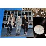 Phantom, Rocker & Slick - 1° Lp - 1985 - Stray Cats