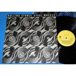 Rolling Stones - Steel Wheels - Lp - 1989 - Brasil