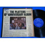 The Platters - 10th Anniversary Album - Lp  1964