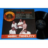 The Platters ‎– Encore Of Golden Hits - Lp MONO 1960