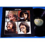 Beatles - Let It Be - Lp - 1985