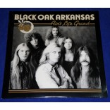 Black Oak Arkansas - Ain't Life Grand - Lp - 1975 - USA - Lacrado
