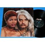 Leon & Mary Russell - Make Love To The Music - Lp - 1977 - USA
