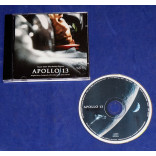 Apollo 13 - Trilha Sonora do Filme - CD - 1995 James Horner
