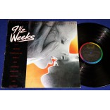 9 1/2 Weeks - Trilha Sonora do Filme - Lp - 1986 - Joe Cocker Eurythmics