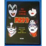Kiss - The second coming - Dvd - Brasil - 2001