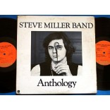Steve Miller Band - Anthology - Lp - Duplo - 1972 - USA