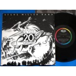 Steve Miller Band - Living In The 20th Century - Lp - 1986 - Brasil