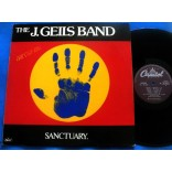 The J. Geils Band - Sanctuary - Lp - 1978 - Brasil