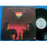 Ambrosia - Somewhere I've Never Travelled - Lp - 1976 - Alan Parsons