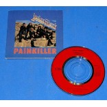 "Judas Priest - Painkiller - Cd Single 3"" - Holanda - 1990"