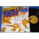 Vanilla Fudge  - The Best Of - Lp -1982 - Brasil