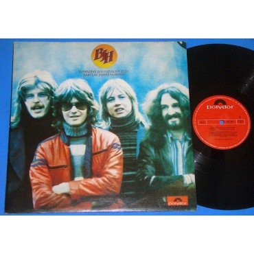 Barclay James Harvest - Everyone Is Everybody Else - Lp - 1975 - Brasil