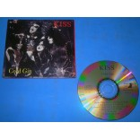 Kiss - Cold Gin - Cd - Black Cat - Australia - 1992