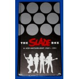 Slade - The Slade Box 4CD Anthology 1969 - 1991 - UK - 2006 - Lacrado