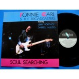 Ronnie Earl & The Broadcasters - Soul Searching  - Lp - 1989 - Nacional