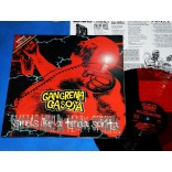 Gangrena Gasosa - Smells like a tenda spirita - Lp Vermelho/Preto - 2014 - Neves Records