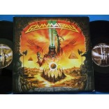 Gamma Ray - Land Of The Free II - Lp Duplo - 2008 - Alemanha