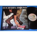 Lucifer's Friend ‎- Good Time Warrior - Lp - 1978 - Nacional
