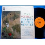 The Dave Brubeck Quartet - Time Further Out - Lp - 1971 - Brasil