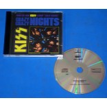 Kiss - Crazy Nights - Cd Promo - 1987 - USA - Crazy Crazy Nights