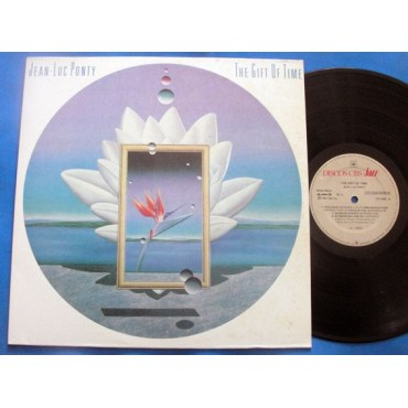 Jean-Luc Ponty - The Gift Of Time - Lp - 1987 - Brasil