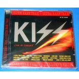 Kiss - Live In Concert - Cd - Brasil - 1997 - Lacrado