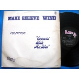 Wind - Make Believe - Lp - 1972 - Brasil