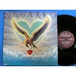 Navarro - Straight To The Heart - Lp - 1978 - Brasil - Carole King