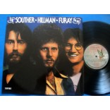 The Souther, Hillman, Furay Band - The Souther, Hillman, Furay Band - Lp - 1974 - Brasil