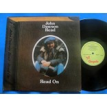 John Dawson Read - Read On - Lp - 1976 - Brasil