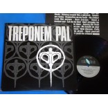 Treponem Pal - 1° - Lp - 1989 - Brasil - Industrial Metal
