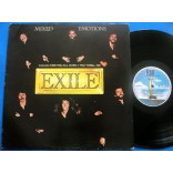 Exile - Mixed Emotions - Lp - 1978 - Brasil