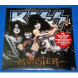 Kiss - Monster - Lp - 2012 - USA - Lacrado